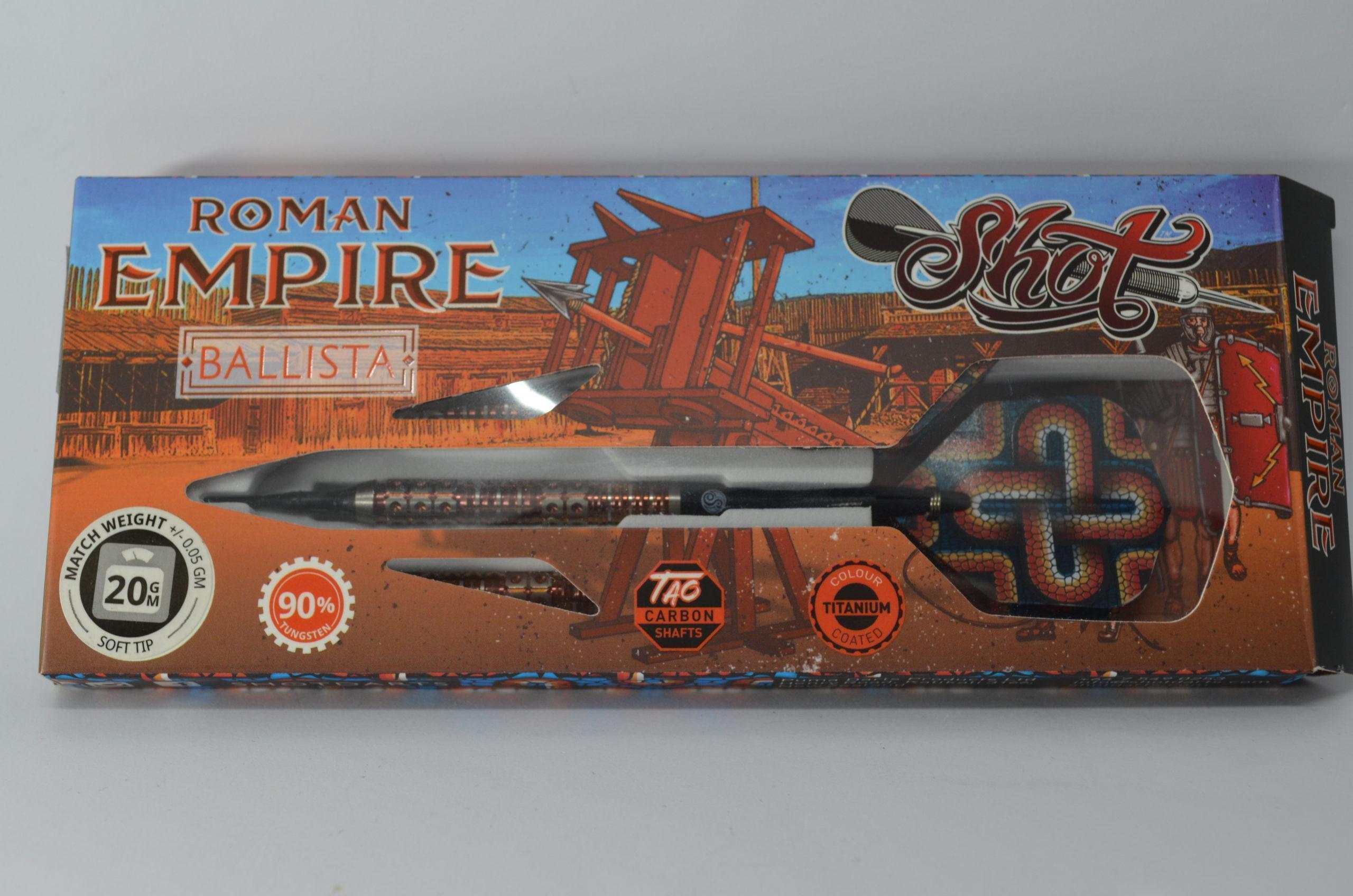 Shot! Roman Empire